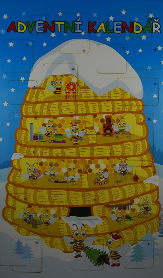 Image of Adventní kalendář